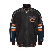NFL Chicago BEARS Officially Licensed Suede Varsity Jacket by Glll ~ XL