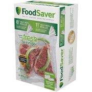 "FoodSaver 8"" & 11"" Vacuum Heat-Seal Rolls Combo Pack (5 Count)"