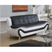 Prime Faux Leather Sofas Home Interior And Landscaping Palasignezvosmurscom