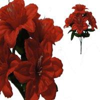Efavormart 72 Artificial Daffodil Flowers for DIY Wedding Bouquets Centerpieces Arrangements Party Home Decorations - 12 bushes