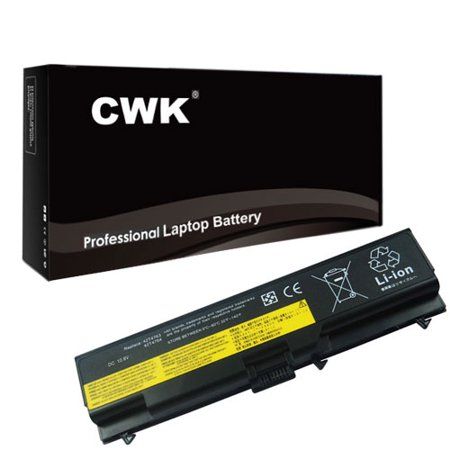 CWK Long Life Replacement Laptop Notebook Battery for IBM Lenovo ThinkPad 42T4731 42T4757 Lenovo ThinkPad T410 T420 T510 T520 42T4755 42T4756 42T4757 42T4758 42T4763 42T4764