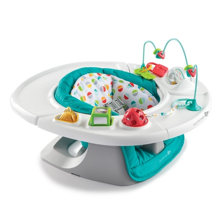 Summer Infant 4-in-1 Super Seat, Teal