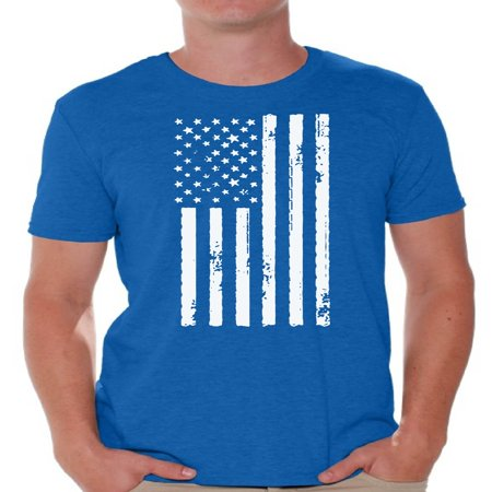 Awkward Styles American Flag Shirts for Men USA Shirt Men's Patriotic Outfit USA Flag T Shirts 4th of July Tshirt Tops Independence Day Gifts USA Tee Shirts for Men