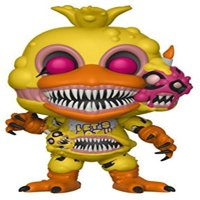 FUNKO POP! BOOKS: Five Nights At FreddyS- Twisted Chica
