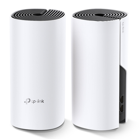 TP Link Deco W2400 Dual Band Mesh Router WiFi system 2-Pack, Walmart (Using An Old Router As A Wifi Extender)