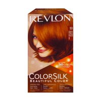 Revlon Colorsilk Hair Color Light Auburn