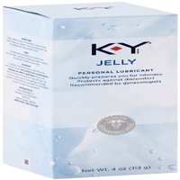 K-Y Jelly Personal Lubricant 4 oz (Pack of 2)