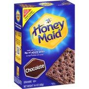(3 Pack) Nabisco Honey Maid Chocolate Grahams, 14.4 oz