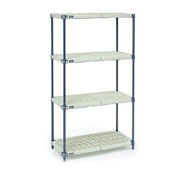 Nexel Plastic Shelf (Nexel Plastic Shelving Unit  63H PM24546N )