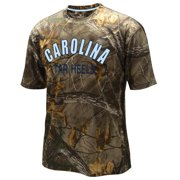 7e77f102ed5 Men s Performance North Carolina Tarheels UNC Realtree Camo Tee