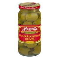 (2 Pack) Mezzetta Jalapeno Stuffed Olives, 10.0 OZ
