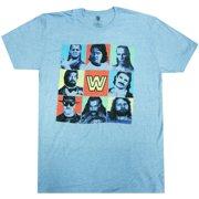 2f95a8d41f126b WWE Wrestling Legends Adult T-Shirt