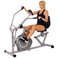Sunny Health & Fitness SF-RB4708 Cross Training Recumbent Bike