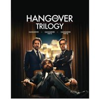 The Hangover Trilogy (Walmart Exclusive) (DVD)