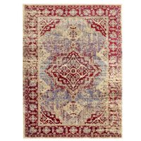 Better Homes and Gardens Distressed Medallion Area Rug or Runner