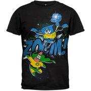 Spongebob Squarepants - Zoom Super Heroes Youth T-Shirt