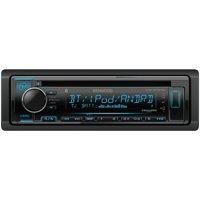 Kenwood KDC-BT372U Single-Din In-Dash CD Receiver With Bluetooth & SiriusXM Ready