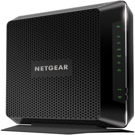 NETGEAR AC1900 (24x8) WiFi Cable Modem Router C7000, DOCSIS 3.0 | Certified for XFINITY by Comcast, Spectrum, Cox, and more (Best Modem Router For Comcast Blast)