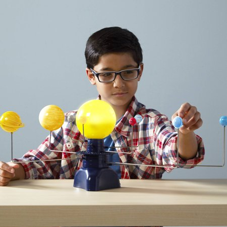 Motorized Solar System (Educational Insights GeoSafari Motorized Solar System )