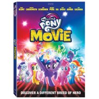 My Little Pony The Movie (DVD)