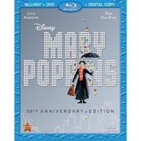 Mary Poppins (50th Anniversary Edition) (Blu-ray + DVD + Digital Copy)