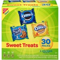 Nabisco Variety Pack Cookies, Sweet Treats, 30 Count