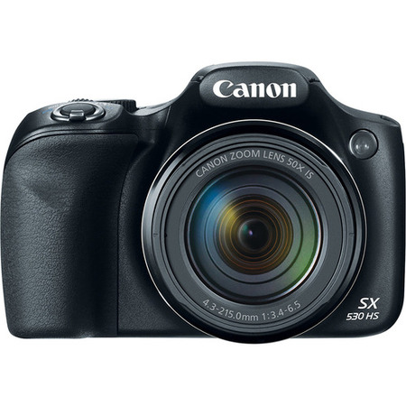 - Canon SX530 PowerShot SX530 16MP 50x Zoom Digital Camera