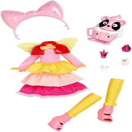 KuuKuu Harajuku Pink Cupcake Fashion Pack - Harajuku Barbie