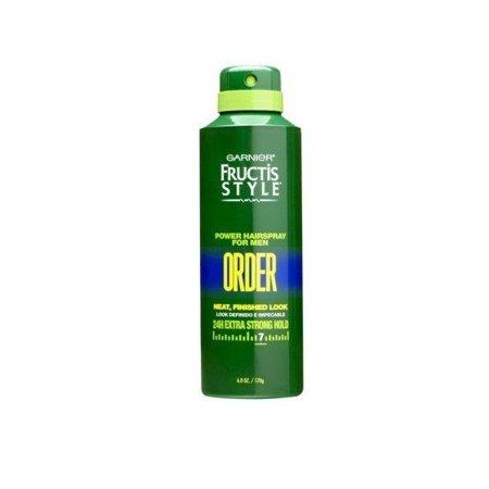 Garnier Fructis Style Power Wax Spray For Men Order 6 oz + Cat Line Makeup Tutorial for $<!---->
