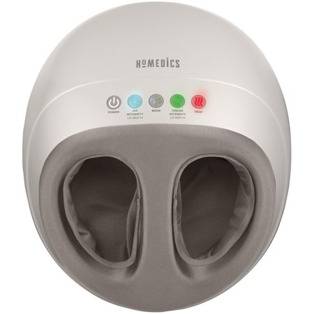 HoMedics Shiatsu Air Pro Foot Massager with Heat, Professional-Style Foot Massage (Homedics Foot Massage)