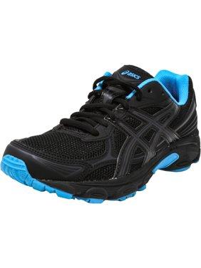Asics Women's Gel-Vanisher Black / Phantom Island Blue Ankle-High Running Shoe - 9M
