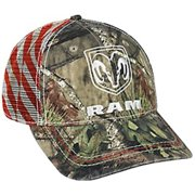 7a1aea16b4b Outdoor Cap Company Mossy Oak Country Ram Logo Hat