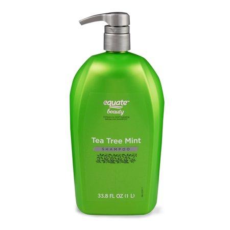 Tea Tree Pet Shampoo (Equate Beauty Tea Tree Mint Shampoo, 33.8 Oz)