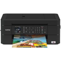 Brother MFC-J491DW Compact, Wireless Color Inkjet All-in-One Printer