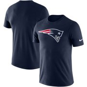 New England Patriots Nike Essential Logo Dri-FIT Cotton T-Shirt - Navy 0c930e85b