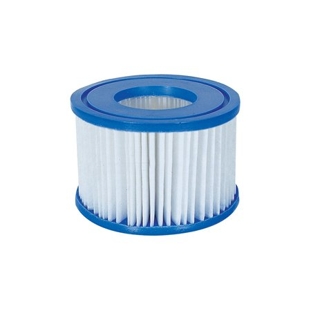 Bestway Spa Filter Pump Replacement Cartridge Type VI SaluSpa Hot Tub (12 (Best Way To Get Rid Of Smoke Smell)