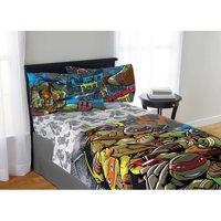 Teenage Mutant Ninja Turtles Cross Hatching Sheet Set