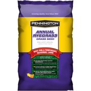Pennington Grass Seed Annual Ryegrass, 20 lbs