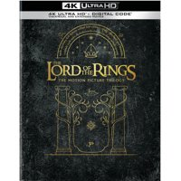 The Lord of the Rings: The Motion Picture Trilogy (4K Ultra HD)