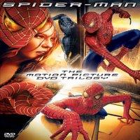 Spider-Man 1-3 (DVD)