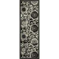 Better Homes and Gardens Peony Blocks Textured Print Area Rug or Runner
