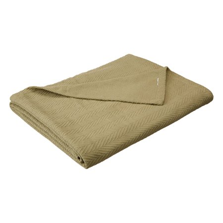 Superior Cotton Metro Weave Blanket