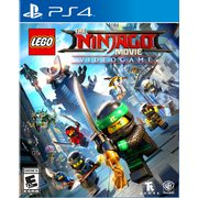 Warner Bros. LEGO Ninjago Movie Video Game - PlayStation 4