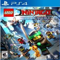Warner Bros. LEGO Ninjago Movie Video Game - PlayStation 4