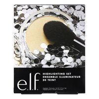e.l.f. Cosmetics Highlighter and Brush Value Set