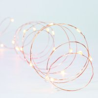 Better Homes and Gardens Outdoor 33 ft. Wire Lights