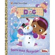 Snowman Surprise (Disney Junior: Doc McStuffins)