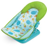 Summer Infant Mother's Touch Deluxe Baby Bather, Submarine Blue