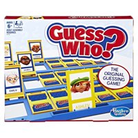 Guess Who? Classic Game, by Hasbro