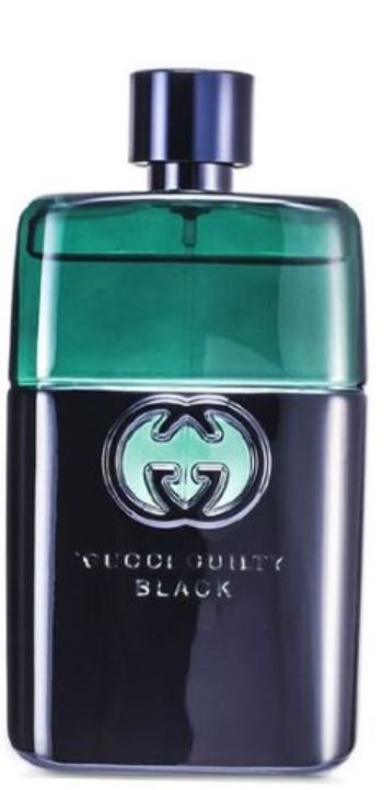 Gucci Guilty Black Cologne for Men, 3 Oz (Gucci Oversized Sonnenbrillen Männer)